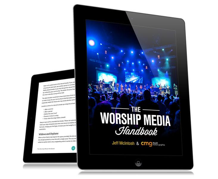 The-Worship-Media-Handbook---Two-iPads